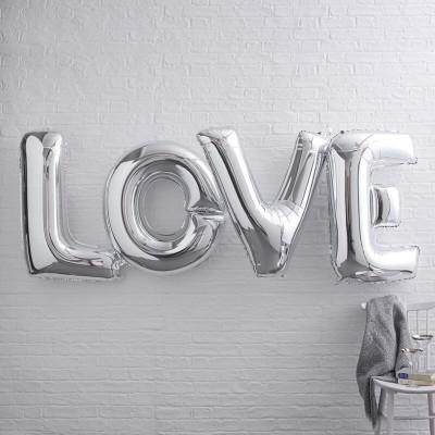 Palloncini Lettere LOVE