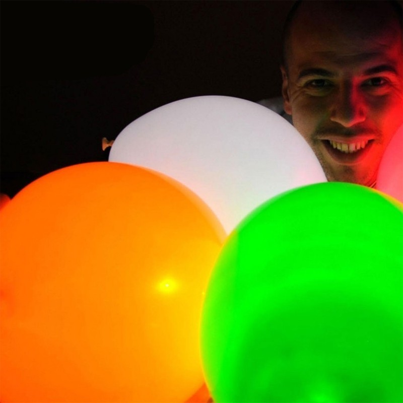 Palloncini Luminosi Assortiti - 5 pz
