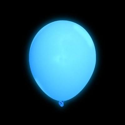 Palloncini Luminosi Azzurri - 5 pz