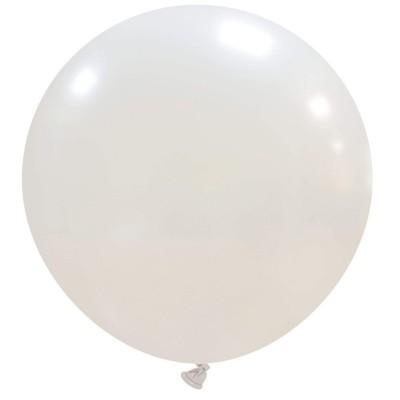 Palloncino Gigante Bianco cm 110 - 1 pz