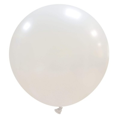 Palloncino Gigante cm 80 Bianco - 1 pz