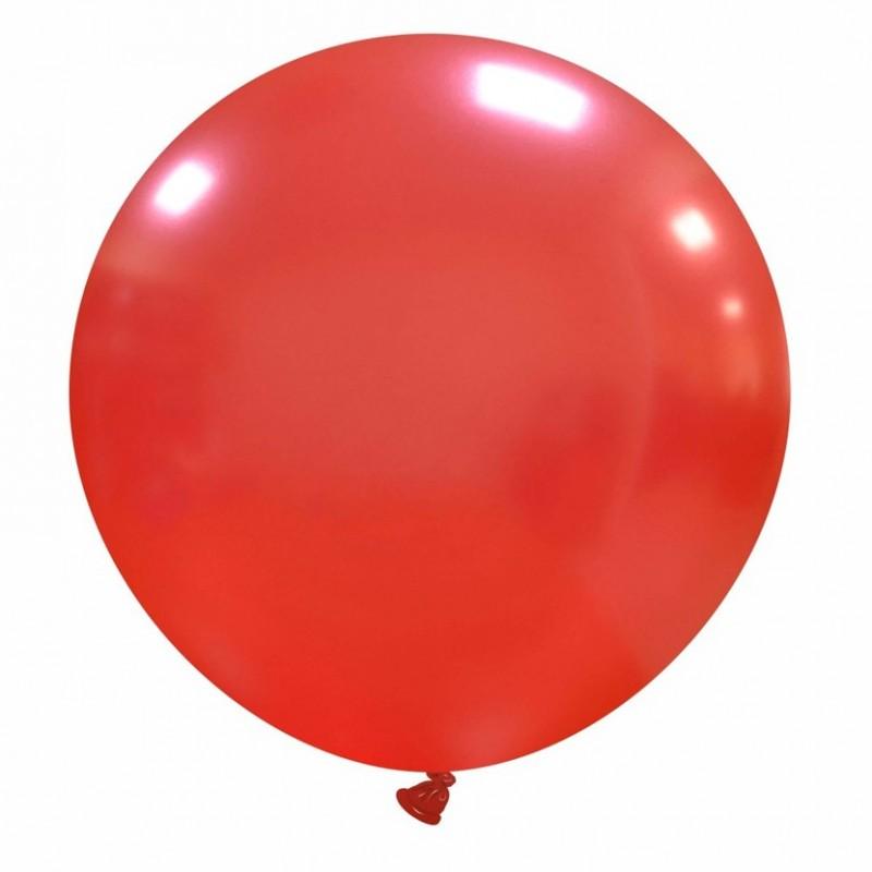 Palloncino Gigante cm 80 Rosso - 1 pz