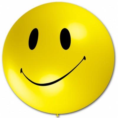 Palloncino Gigante Smile cm 100