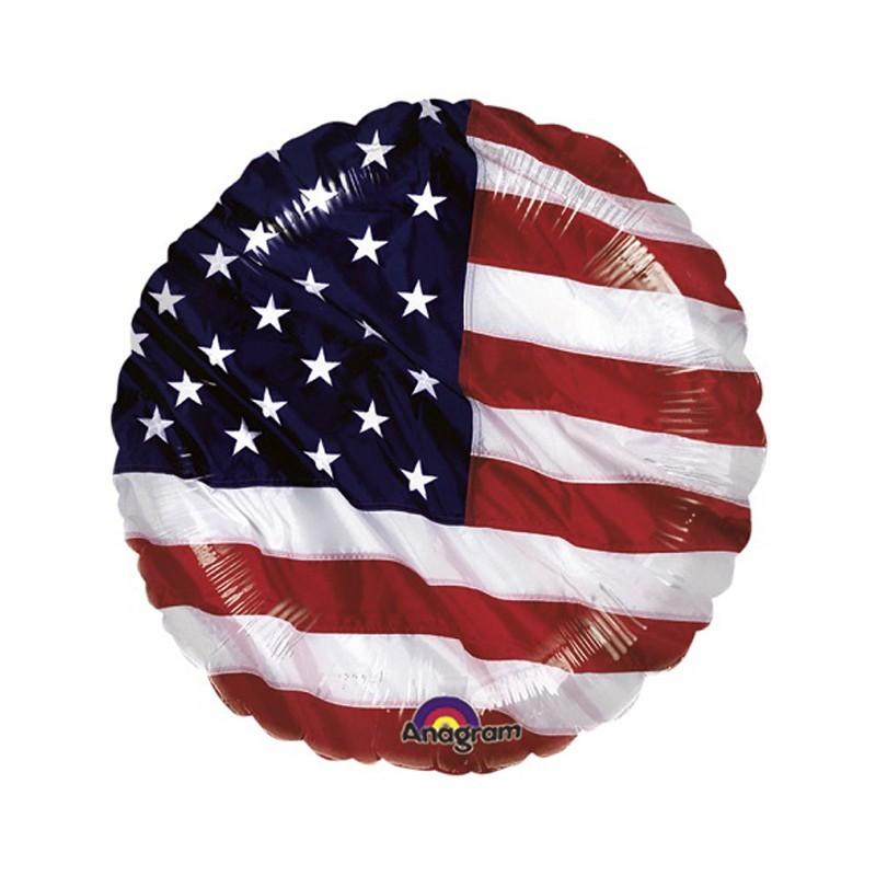 Palloncino Mylar America cm 45