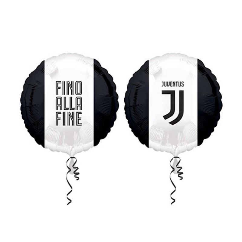 Palloncino Mylar Juventus 43 cm