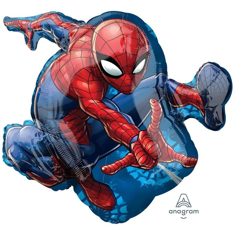 Palloncino Mylar Spiderman cm 70