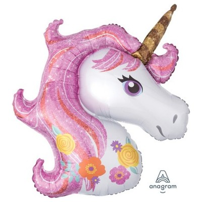 Palloncino Mylar Unicorno cm 70