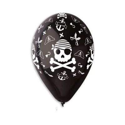 Palloncino stampa Pirata