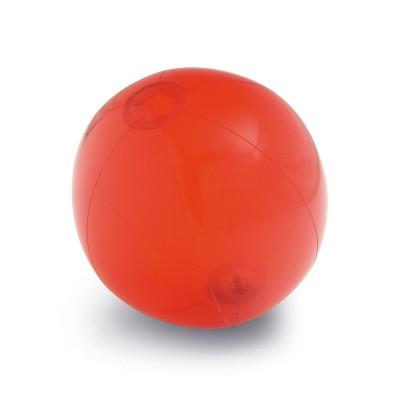 Pallone da spiaggia Rosso