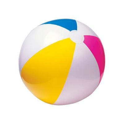 Pallone da spiaggia spicchi multicolor