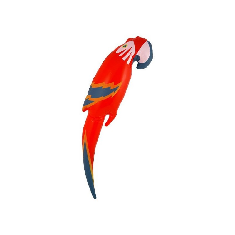 Pappagallo Gonfiabile 60 cm