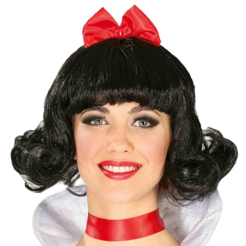Parrucca Biancaneve