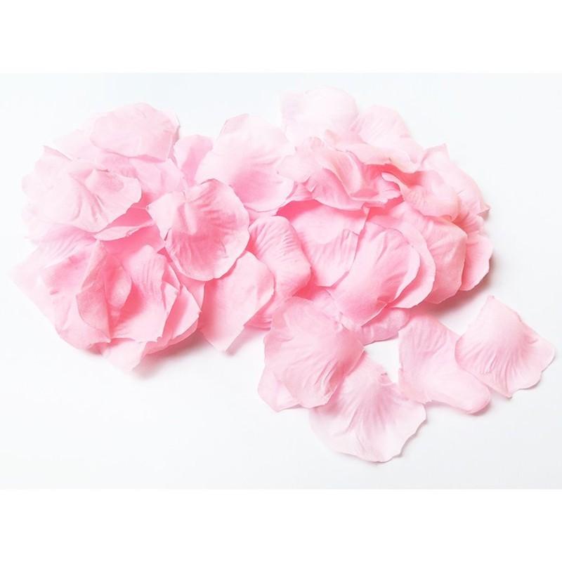 Petali di rosa rosa