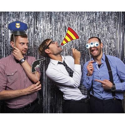 PhotoBooth Polizia - 4 pz