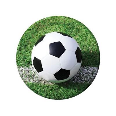 Piatti Calcio 23 cm - 8 pz