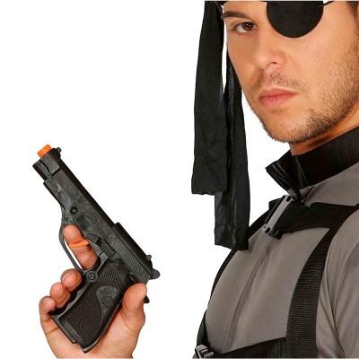 Pistola Polizia Nera