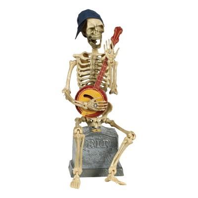 Scheletro sonoro con banjo