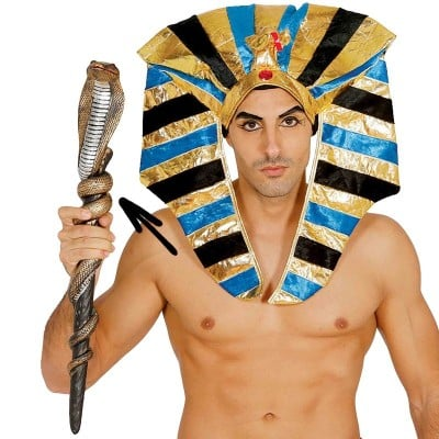 Scettro Egizio con Serpente