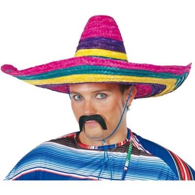 Sombrero in paglia Colorato