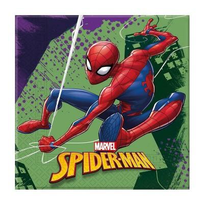 Tovaglioli Spiderman - 20 pz