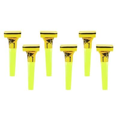 Trombette Lingue Donne Oro - 1 pz