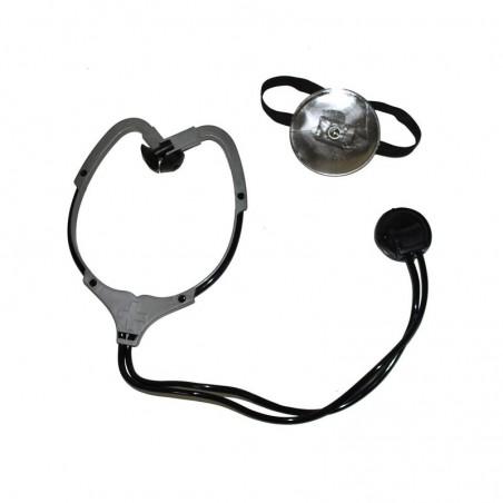 Stetoscopio in plastica
