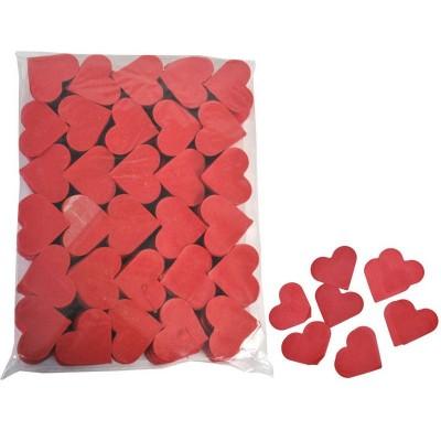 Coriandoli forma di Cuore - 100 gr
