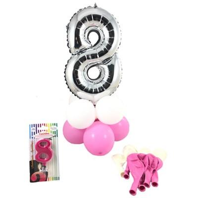 Kit Festa Compleanno Base Numero