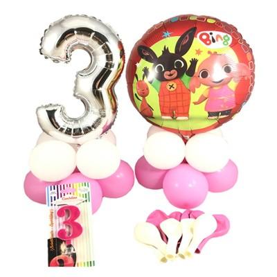 Kit Festa Compleanno Numero e Personaggio