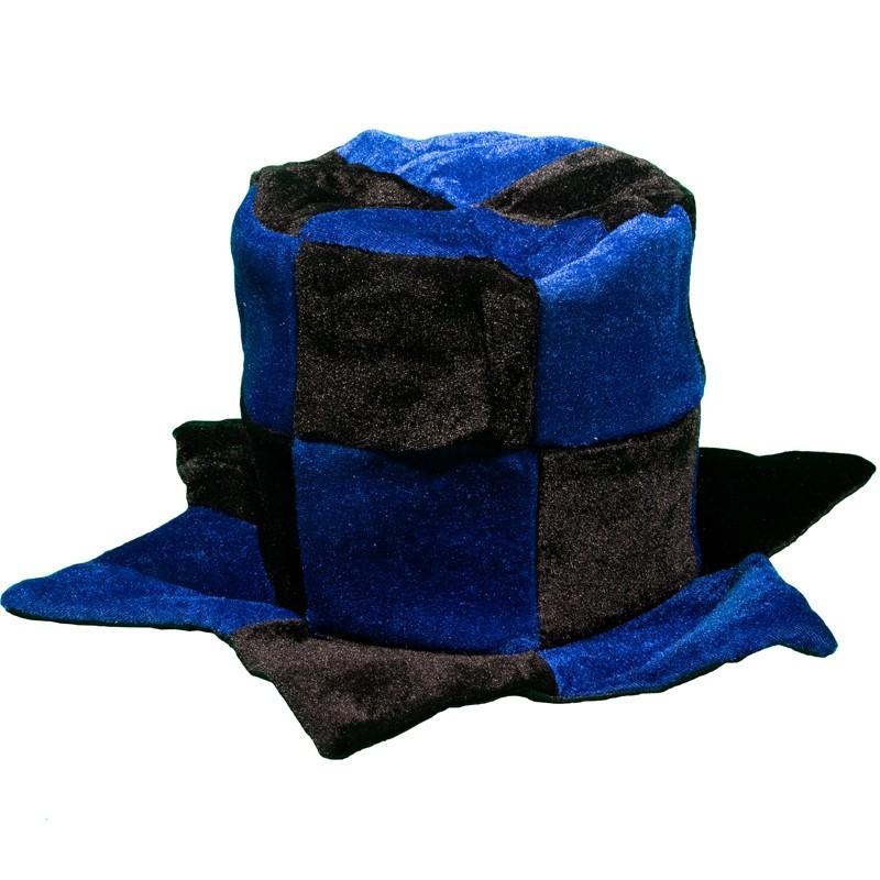 Cappello a cilindro nerazzurro