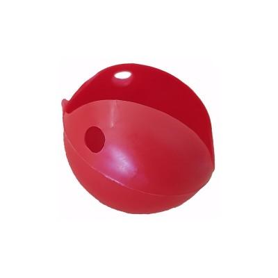 Naso Clown Plastica Rigida - 100 pz