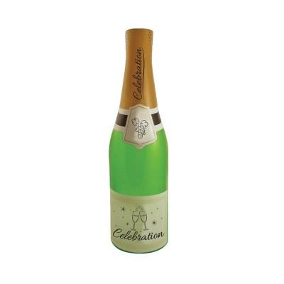 Bottiglia Champagne gonfiabile 73 cm