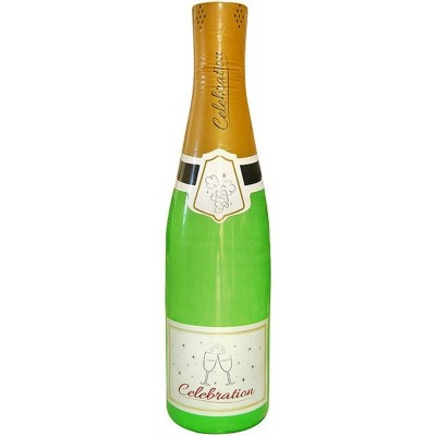 Bottiglia Champagne gonfiabile 180 cm
