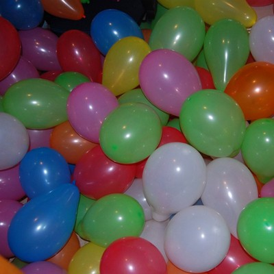 Palloncini cm 26 assortiti - 500 pezzi