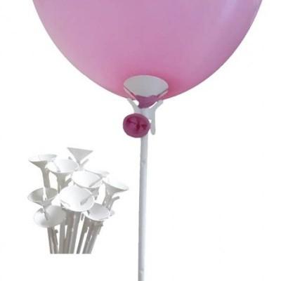 Astine palloncini monoblocco - 1 pz