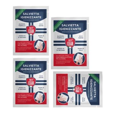 Igienizzante Mani in Bustine - 24 pz