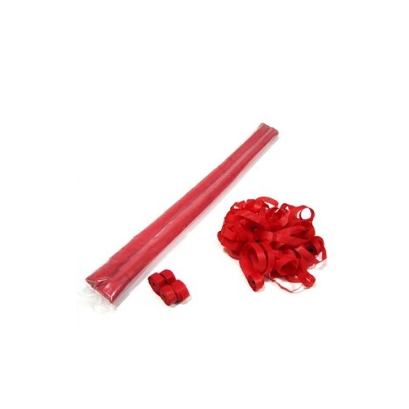 Stelle filanti sciolte rosse 5mx1cm