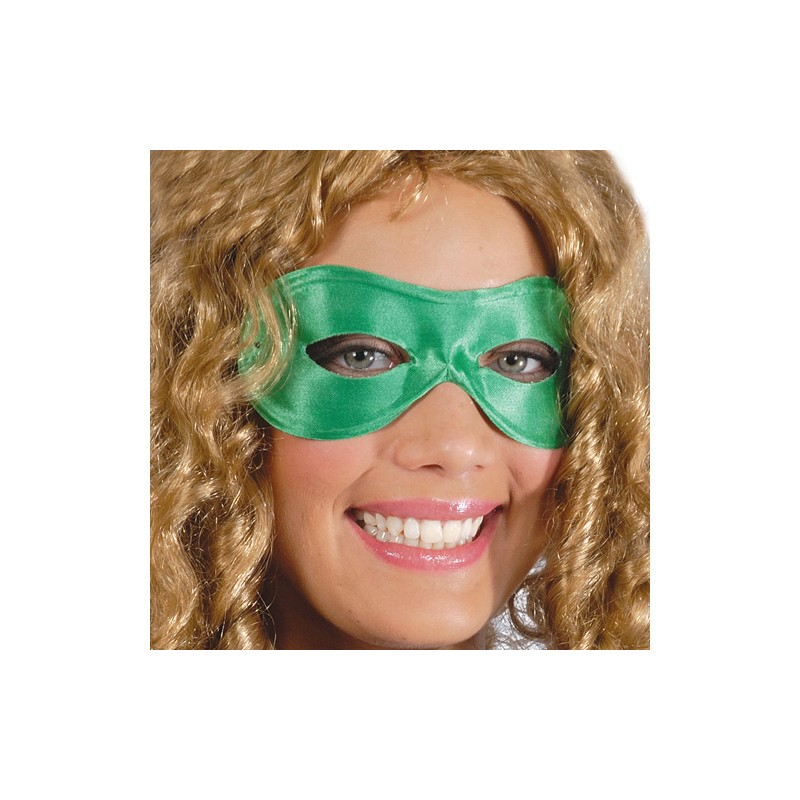 Mascherina classica verde