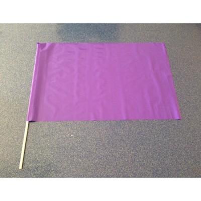 Bandierina PVC Viola 60 x 40 cm